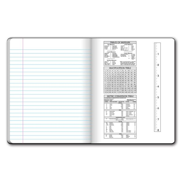 Marble Composition Notebook Wide Ruled 10100 Ischolar Ny